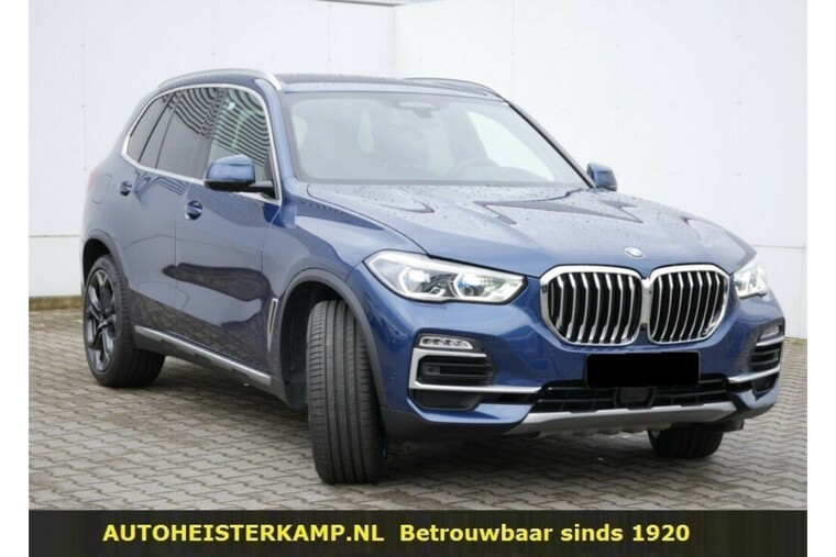 BMW X5 xDrive40i X-Line 340 PK ACC Luchtvering Head-Up Camera