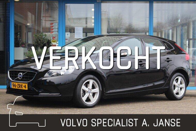 Foto van Volvo V40 D2