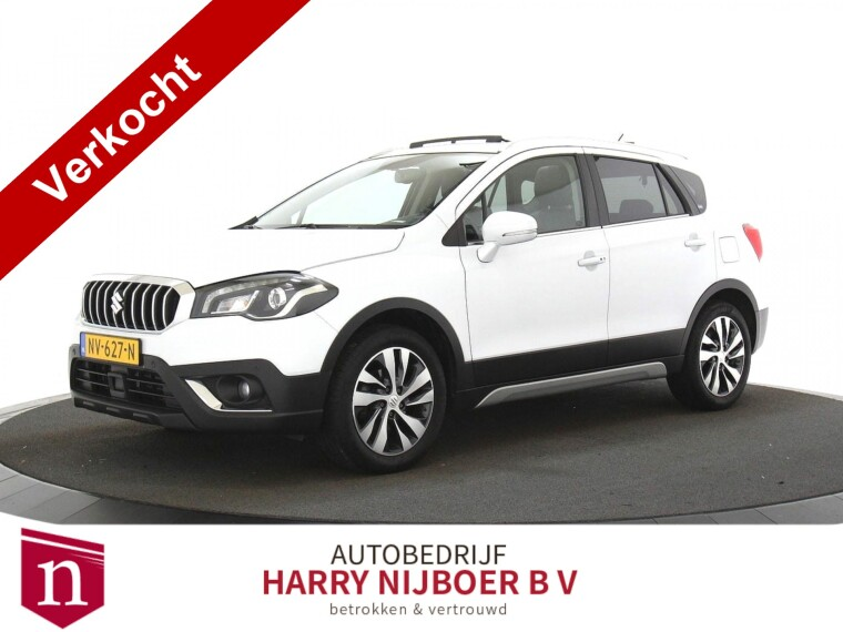 Suzuki S-Cross 1.4 Boosterjet High Executive