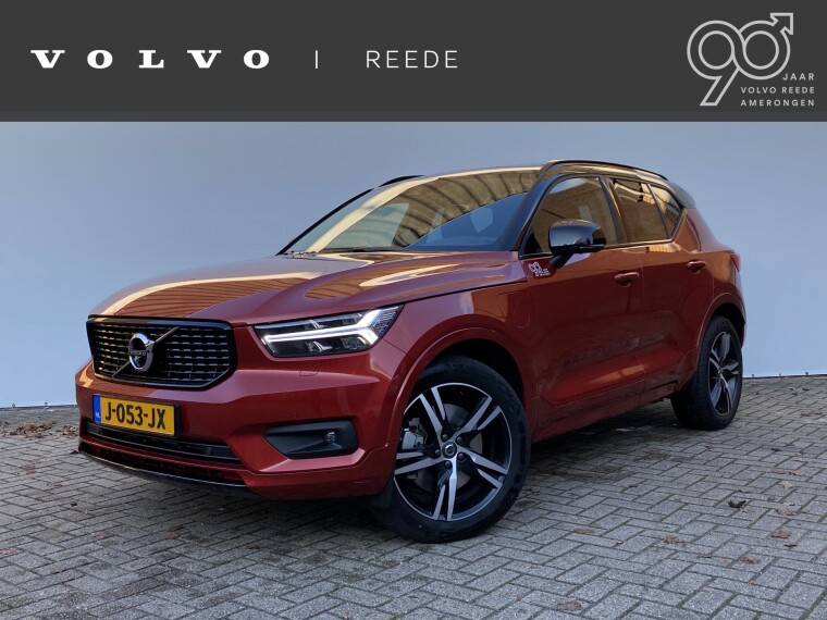 Foto van Volvo XC40 T5 Twin Engine R-Design