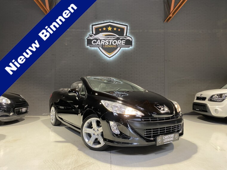 Foto van Peugeot 308 CC 1.6 THP Sport Pack