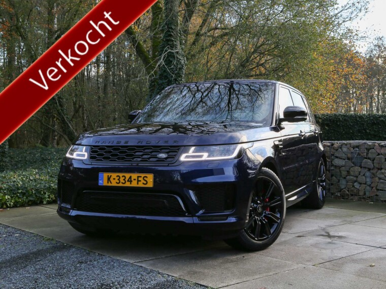 Foto van Land Rover Range Rover Sport P400e HSE Dynamic
