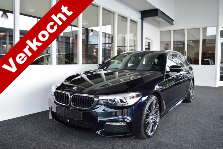 Foto van BMW 5 Serie Touring 540i xDrive M-Sportedition Aut8