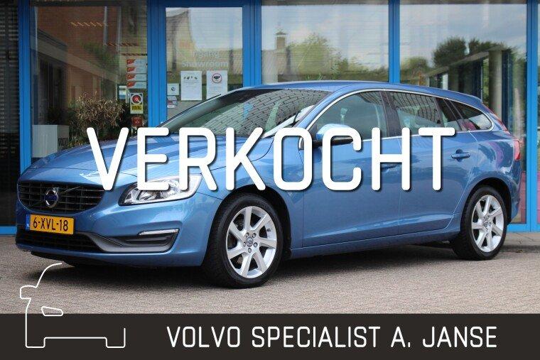 Foto van Volvo V60 1.6 T3 150 PK Momentum