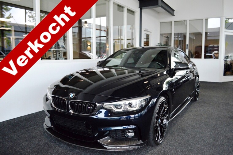 Foto van BMW 4 Serie Gran Coupé 440i M-Performance Power & Sound