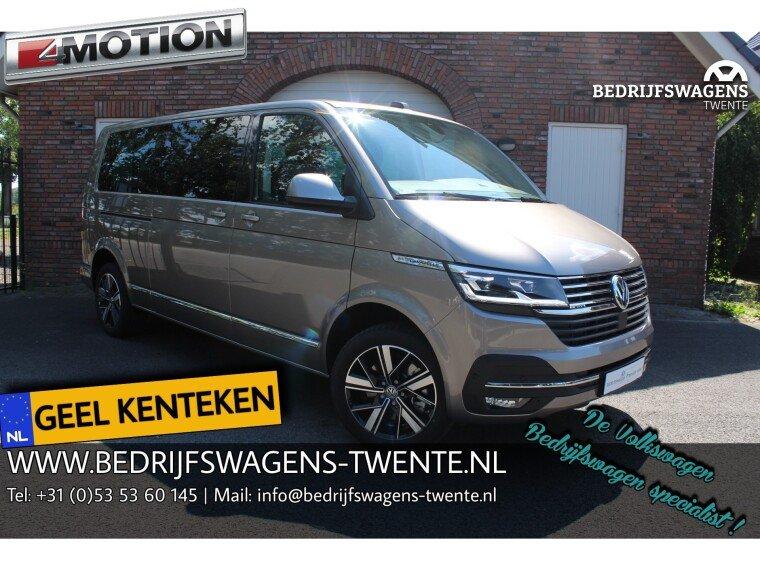 Foto van Volkswagen Caravelle T6 .1 Highline 199pk DSG 4-Motion | GEEL KENTEKEN | 8 pers.