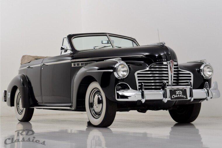 Buick Super 51-C Convertible