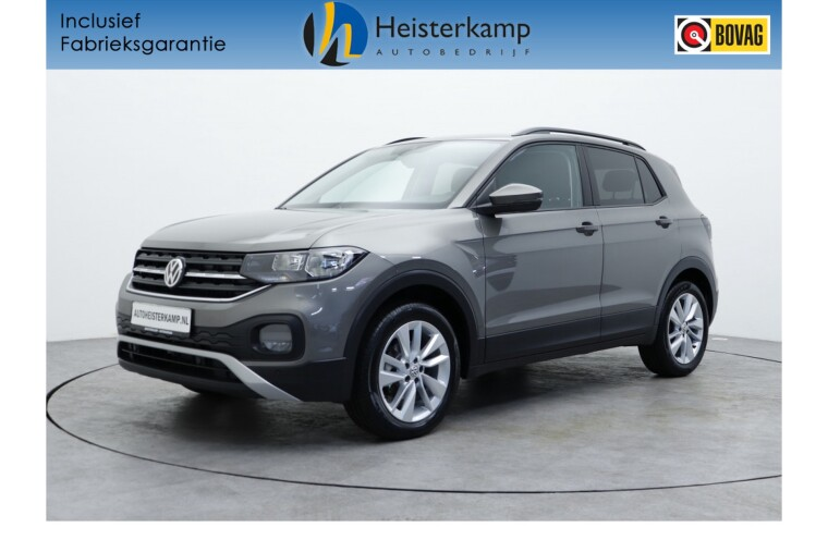 Volkswagen T-Cross 1.0 TSI 95pk Life Navi, Winterpakket, Airco, Pdc