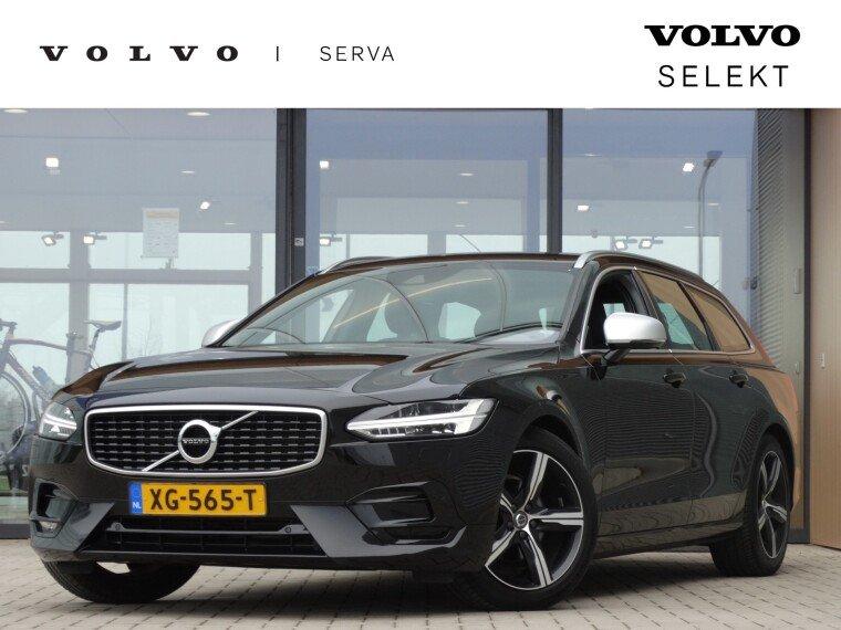 Foto van Volvo V90 D3 R-Design Intro Edition