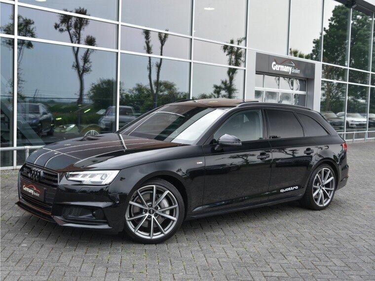 Audi A4 Avant 2.0TFSI 252pk Sport S-line Black-Edition