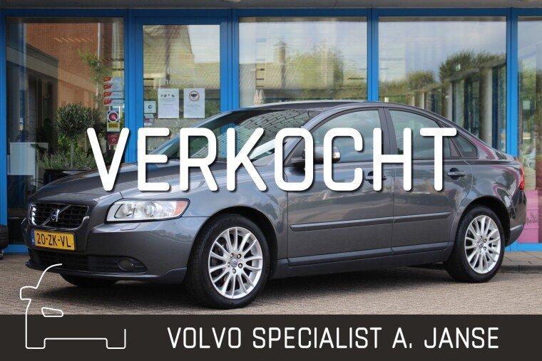 Foto van Volvo S40 1.8 Edition II