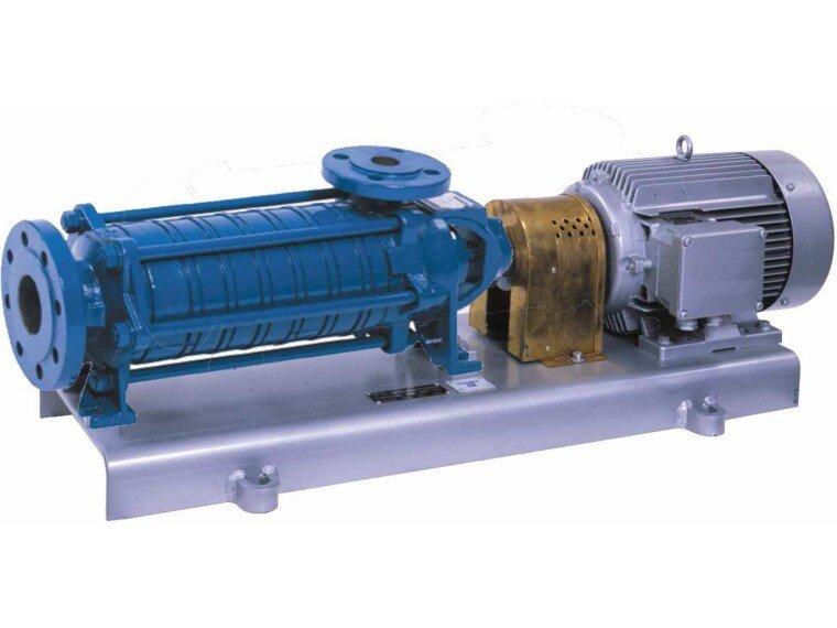 Foto van Sihi Pump model 3605, build on frame (NEW)
