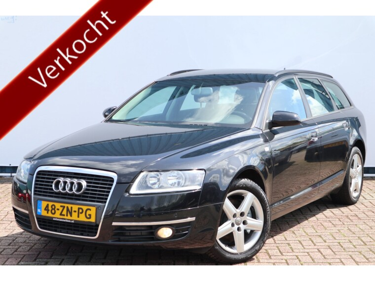 Foto van Audi A6 Avant 2.0 TFSI 170pk 6 bak,Pro Line Business