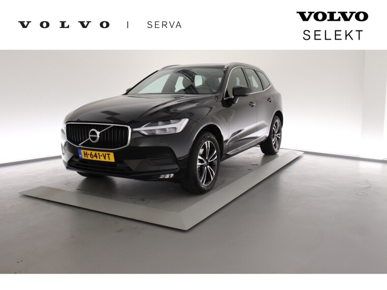 Foto van Volvo XC60 B5 Mild Hybrid Business Pro