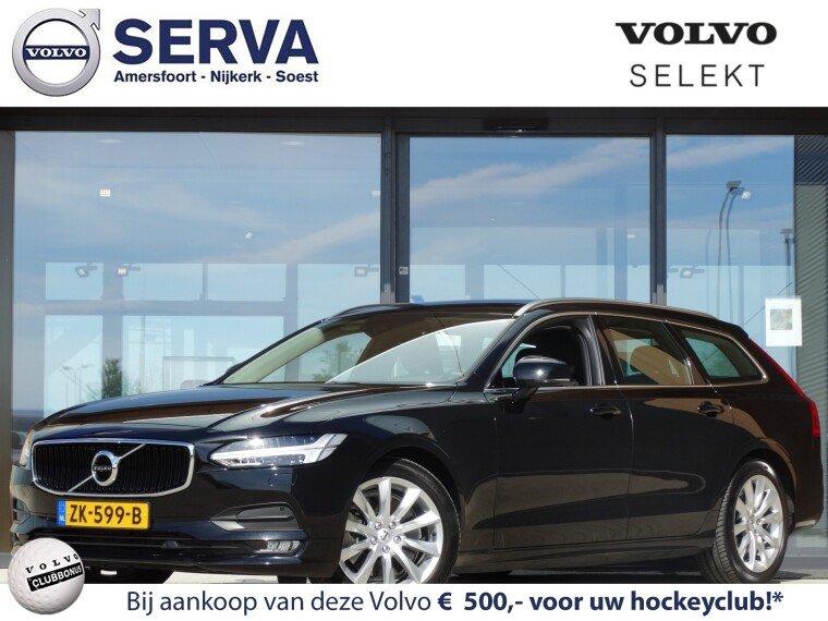 Foto van Volvo V90 T4 Geartonic Momentum