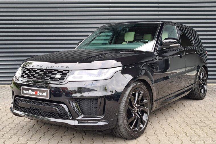 Foto van Land Rover Range Rover Sport