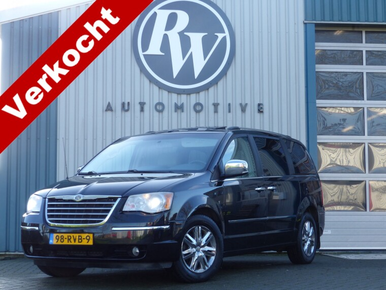 Foto van Chrysler Town & Country 4.0 V6