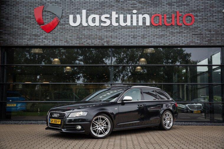 Foto van Audi A4 Avant 3.2 FSI quattro S-Line