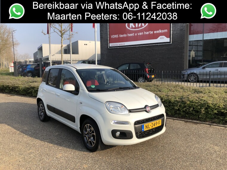 Foto van Fiat Panda 0.9 TwinAir Lounge AUTOMAAT