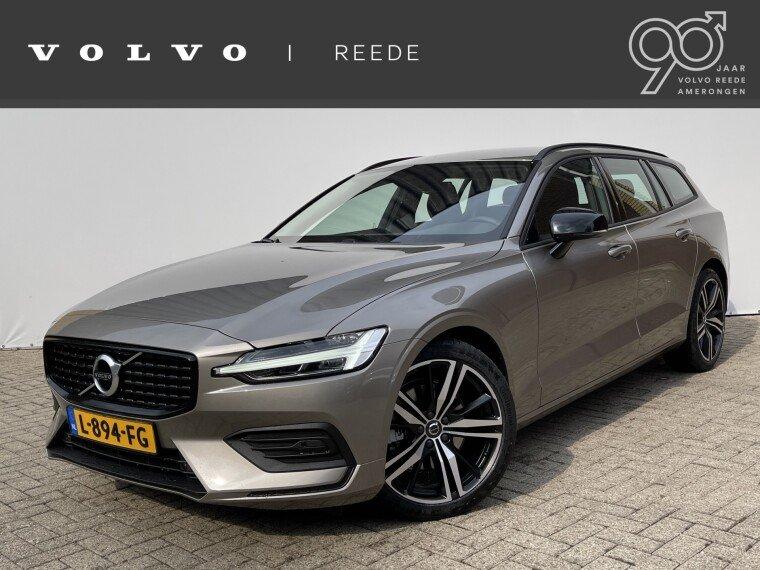 Foto van Volvo V60 B3 Momentum Advantage