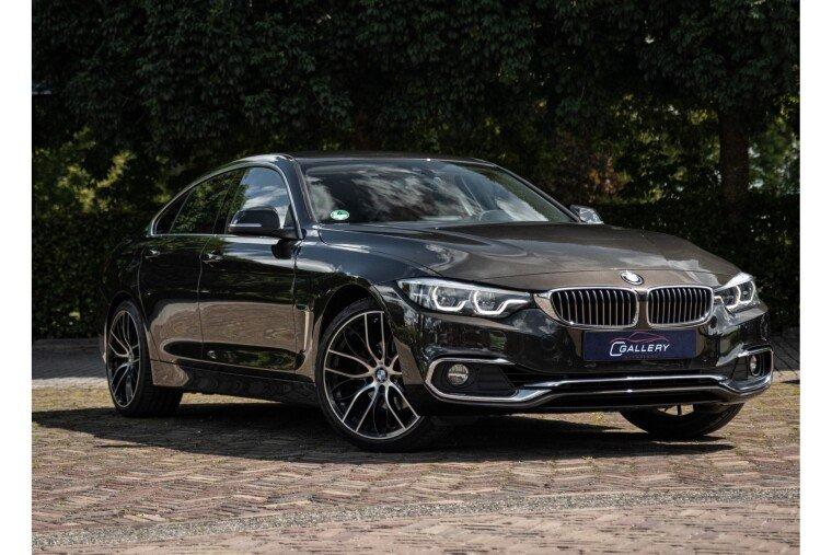 Foto van BMW 4 Serie Gran Coupé 420i High Executive   PDC   Acc   (stage 1) - 266 PK!   - Incl. 3 mnd GARANTIE!
