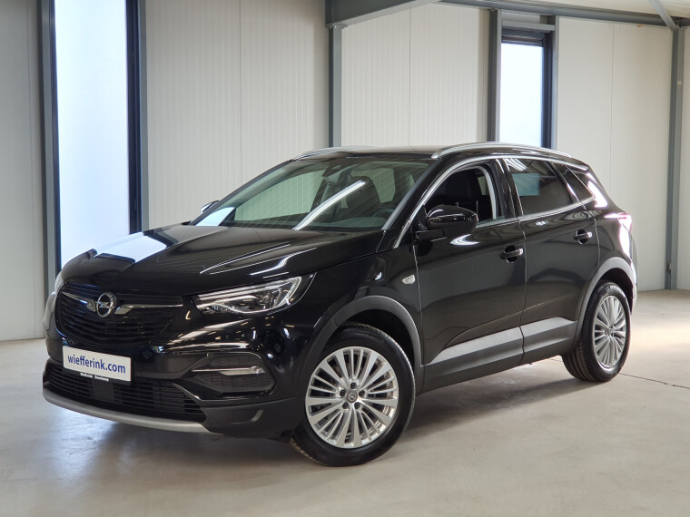 Opel Grandland X 1.2 Turbo 130 pk Business Automaat navigatie AFL winter pakket