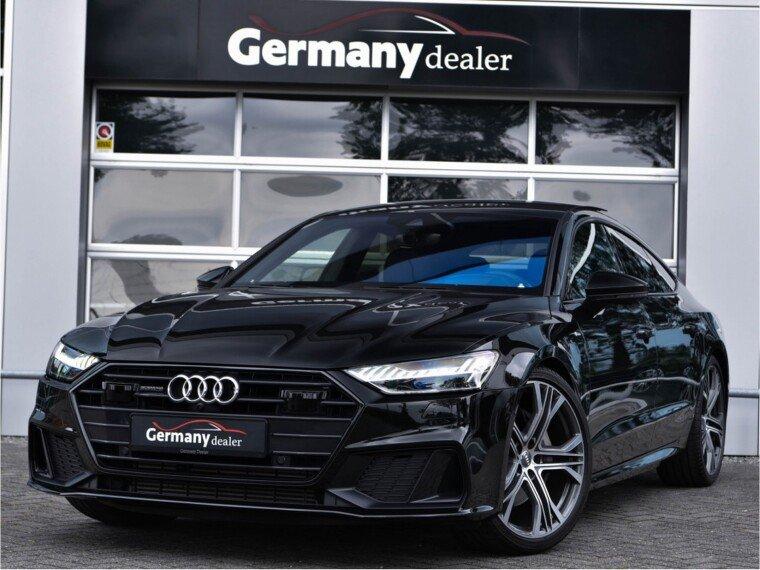 Audi A7 Sportback 50TDI 286pk quattro S-Line