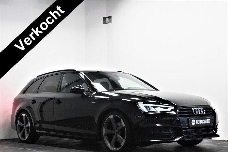 Foto van Audi A4 Avant VERKOCHT