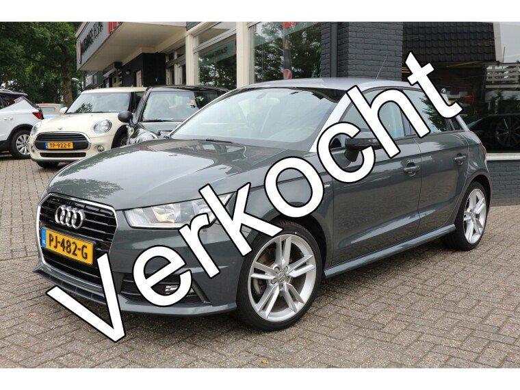 Foto van Audi A1 Sportback 1.4 TFSi 125pk Adrenalin,