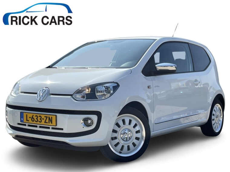 Foto van Volkswagen up! 1.0 White up!