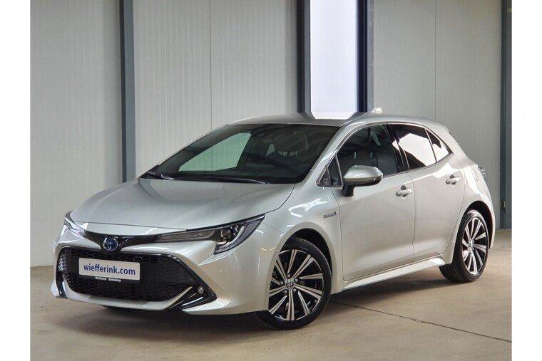 Toyota Corolla 1.8 Hybrid Dynamic Automaat navigatie led ACC camera DAB