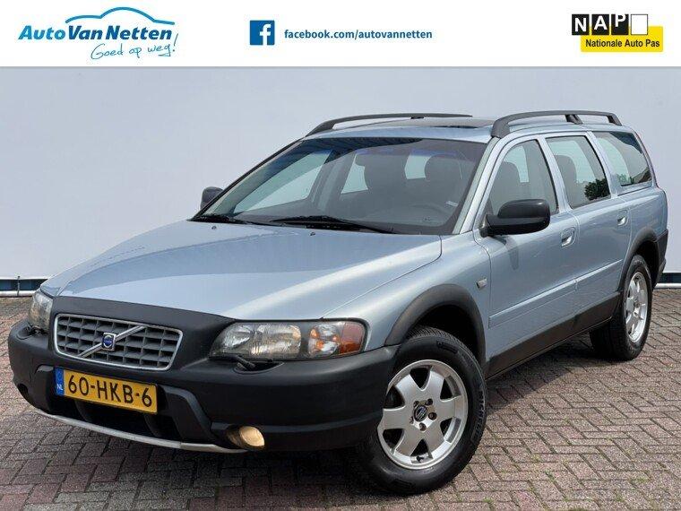 Foto van Volvo V70 Cross Country 2.4 T 200pk AWD AUTOMAAT,Comfort Line