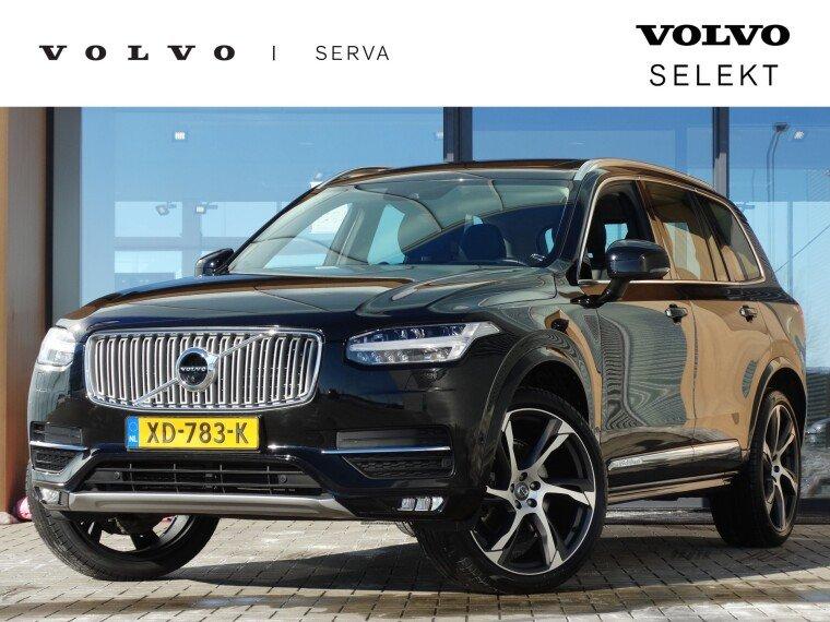Foto van Volvo XC90 D5 AWD Inscription   Full Options  