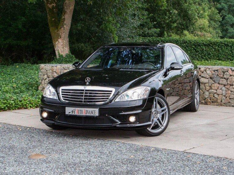 Foto van Mercedes-Benz S-Klasse 65 AMG Lang