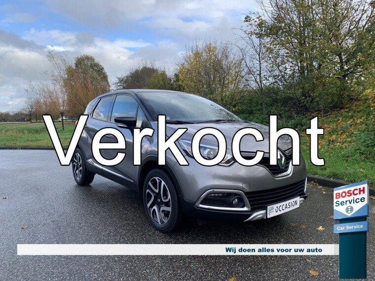 Foto van Renault Captur 1.2 TCe Helly Hansen