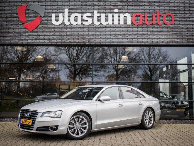 Foto van Audi A8 4.2 TDI quattro Pro Line+