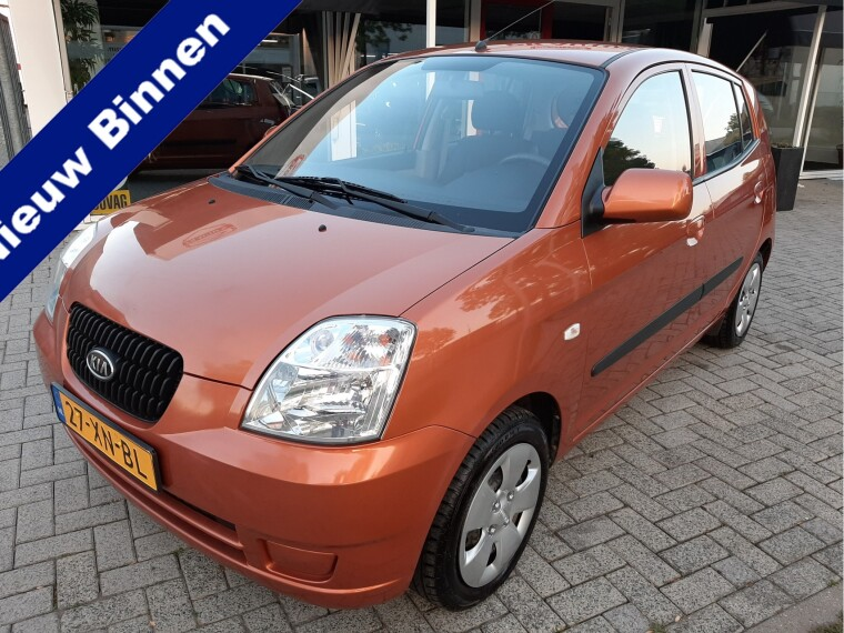 Foto van Kia Picanto 1.0 Light