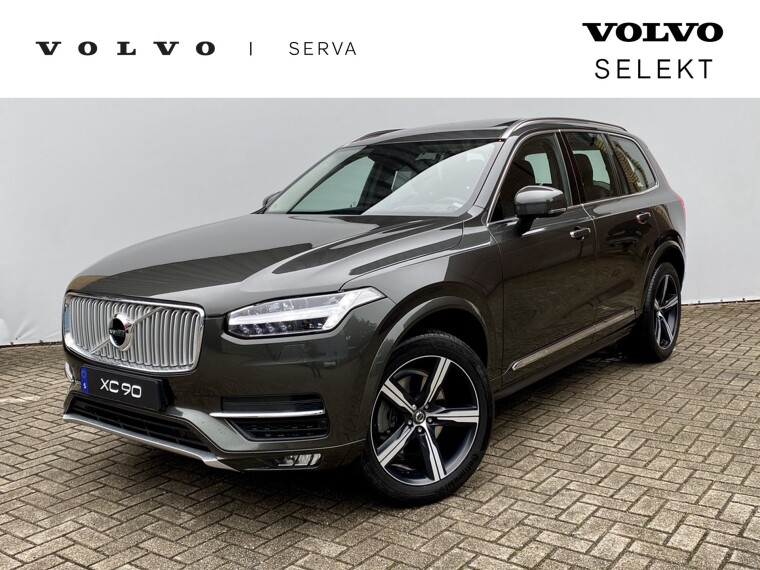 Foto van Volvo XC90 T5 AWD Inscription Automaat