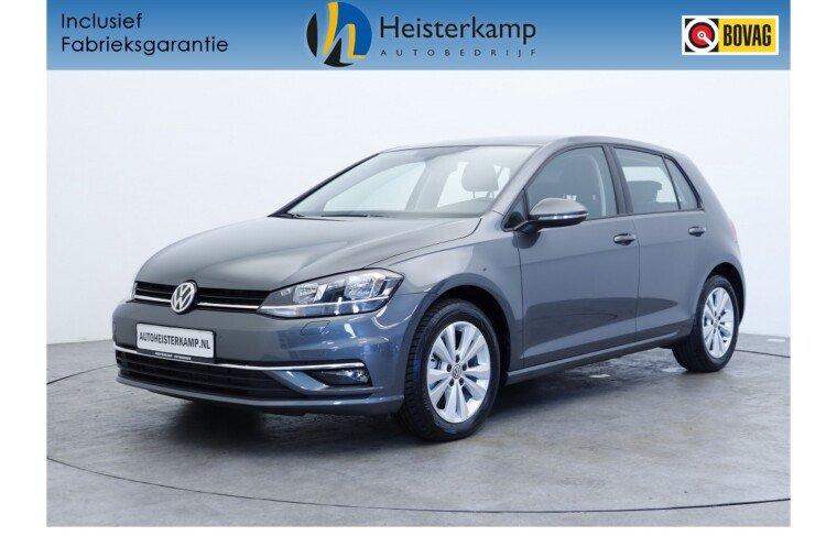 Volkswagen Golf 1.5 TSI 150PK DSG/AUT Comfortline ACC, Camera, Winterpakket, Climatronic