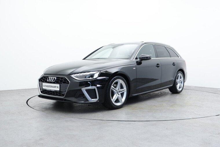 Audi A4 Avant 35 TFSI S Line Full led, Panorama dak, Virtual cockpit, Camera