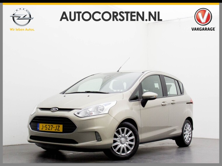 Foto van Ford B-MAX 1.6TI-VCT AUTOMAATStyle Airco Pdc-Achter Mistlampen