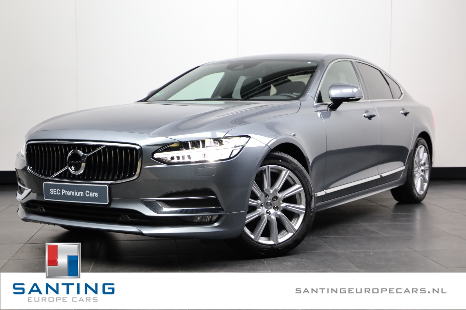 volvo s90 20 d4 inscription – santing europe cars
