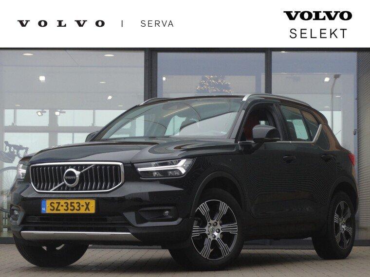 Foto van Volvo XC40 T4 Geartronic Inscription