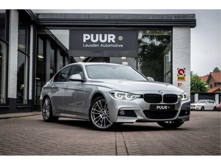 Foto van BMW 3 Serie 330e Aut. iPerformance High Executive M Sportpakket