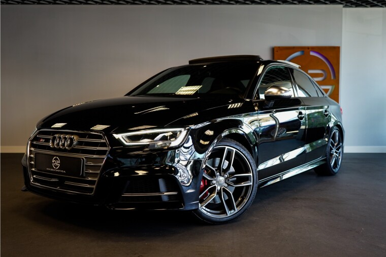 Foto van Audi S3 Limousine 2.0 TFSI Quattro Pro Line Plus 301 PK | Pano | Virtual | B&O | Leder VOL! Garantie