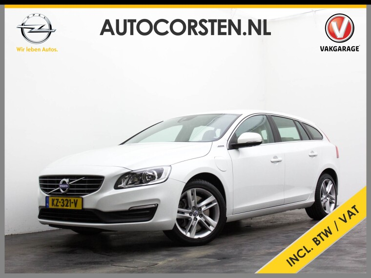 Foto van Volvo V60 2.4 D5 (Inc. Btw) Twin Engine
