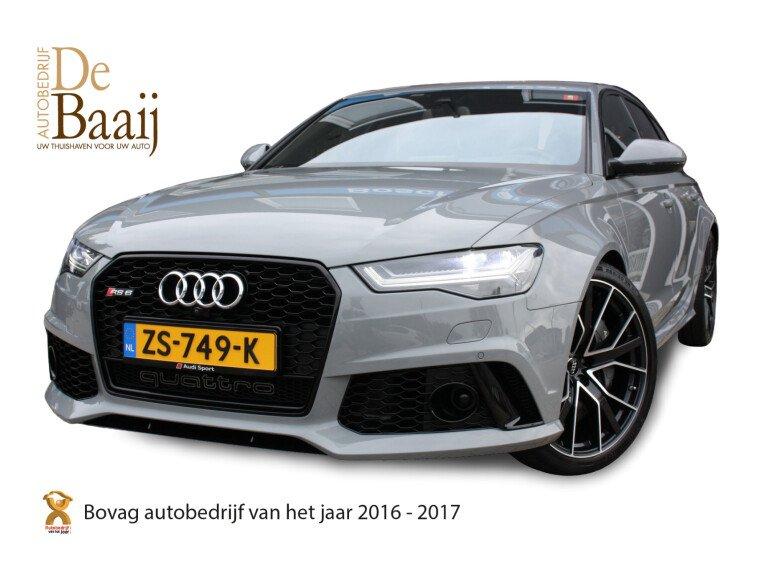 Foto van Audi A6 Avant 4.0 TFSI 650pk(!) RS6 Quattro Performance Pro Line Plus