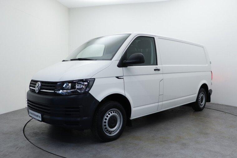 Volkswagen Transporter 2.0 TDI 150pk DSG/AUT L2H1 Airco, achterdeuren
