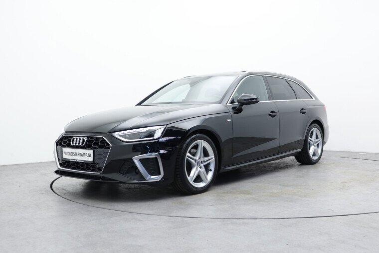 Audi A4 Avant 35 TFSI 150pk S-TronicS line Full led, Panorama dak, Virtual cockpit