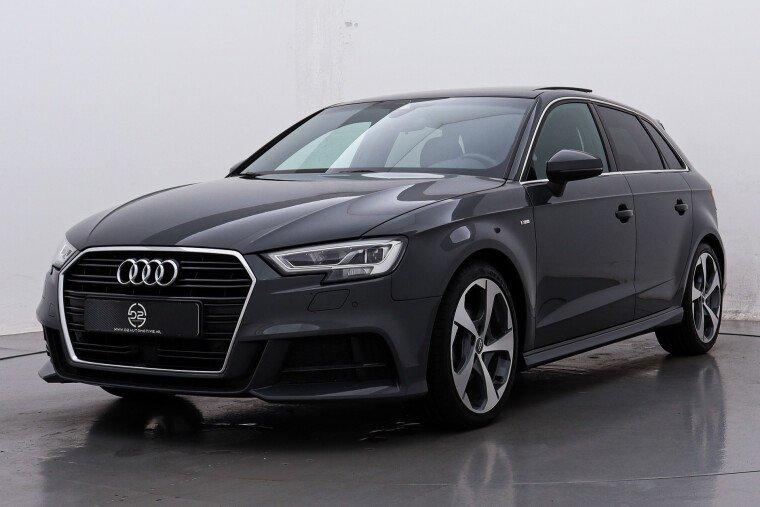 Foto van Audi A3 Sportback 1.5 TFSI CoD Sport 2x S Line 150PK | Panorama | Keyless | LED | MMI Garantie